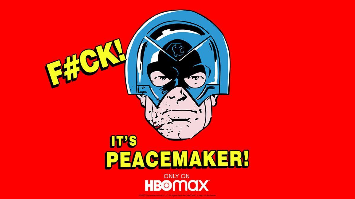 Peacemaker fue escrita por James Gunn en confinamiento