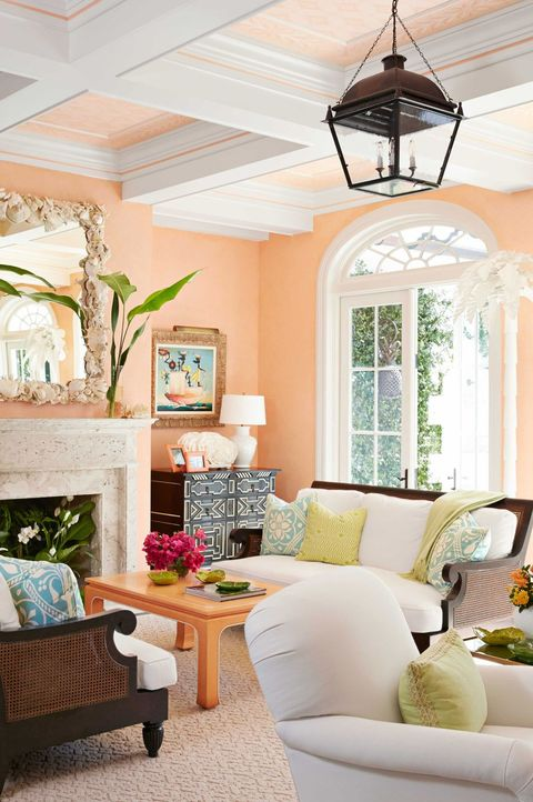 living room color ideas 25 Best Living Room Color Ideas   Top Paint Colors for Living Rooms living room color ideas