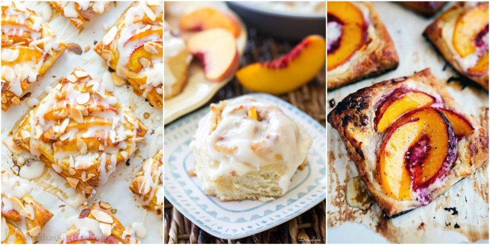 55 Juicy Peach Recipes for (an Endless) Summer