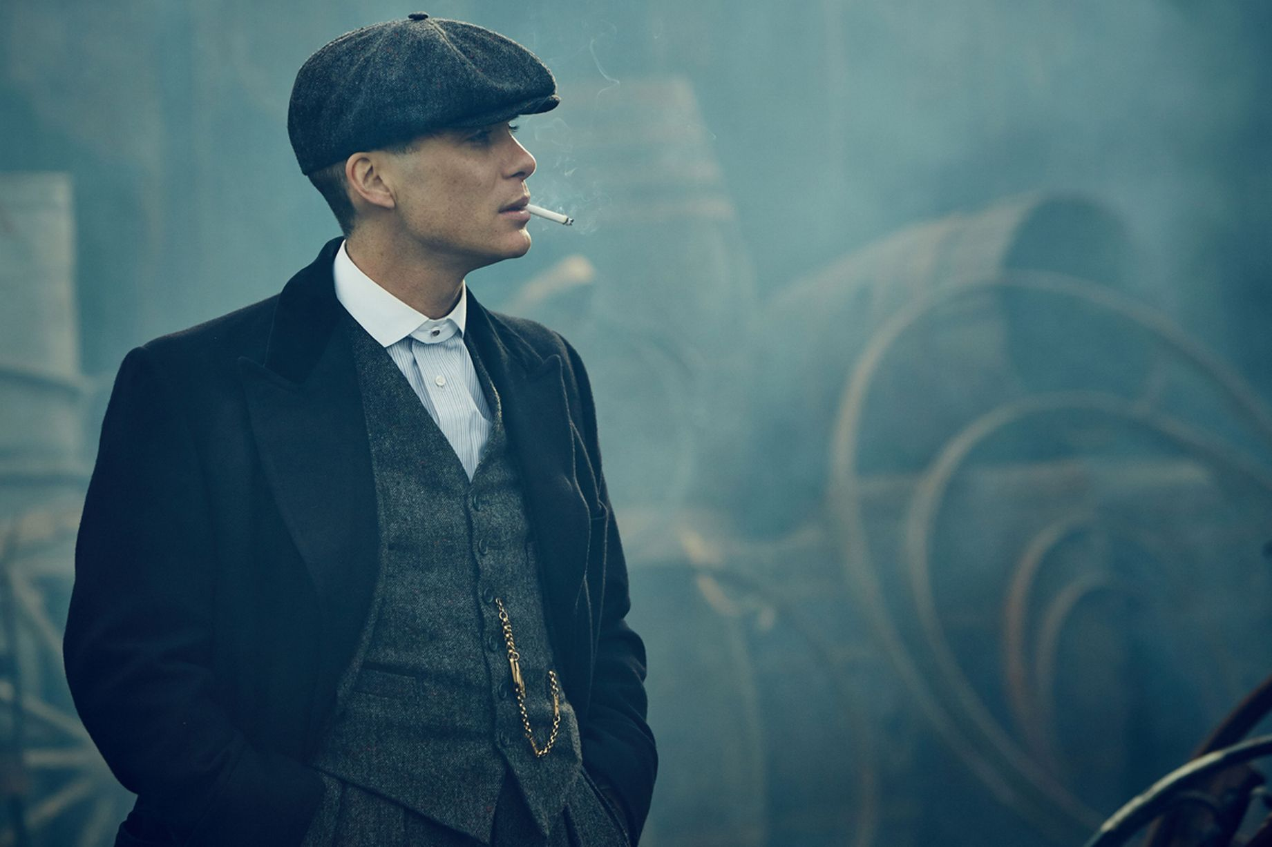 Cillian Murphy Didn't Really Get What 'Peaky Blinders' Meant When He First Heard It