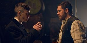 Peaky Blinders regreso Alfie Tom Hard
