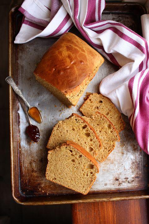 peanut butter bread   delishcom