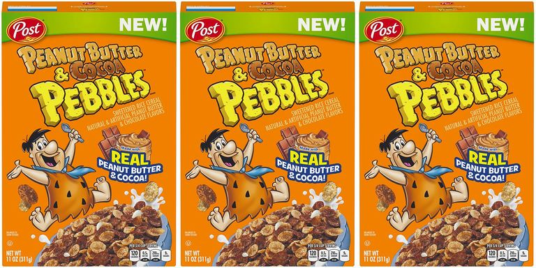 Image result for peanut butter and cocoa pebbles