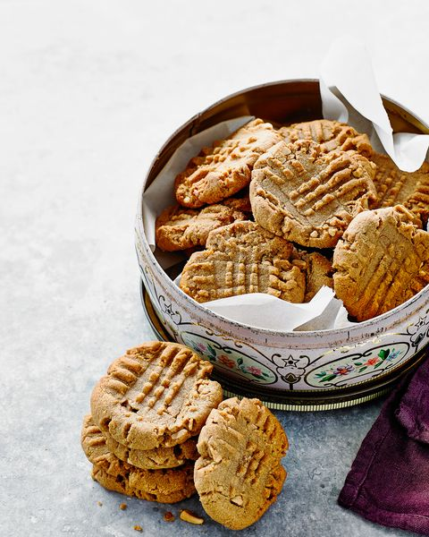 best biscuit and cookie recipes easy peanut butter cookies