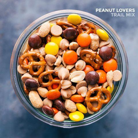 peanut lovers trail mix recipes