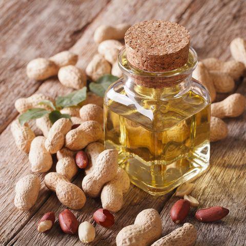 healthiest oils peanut oil