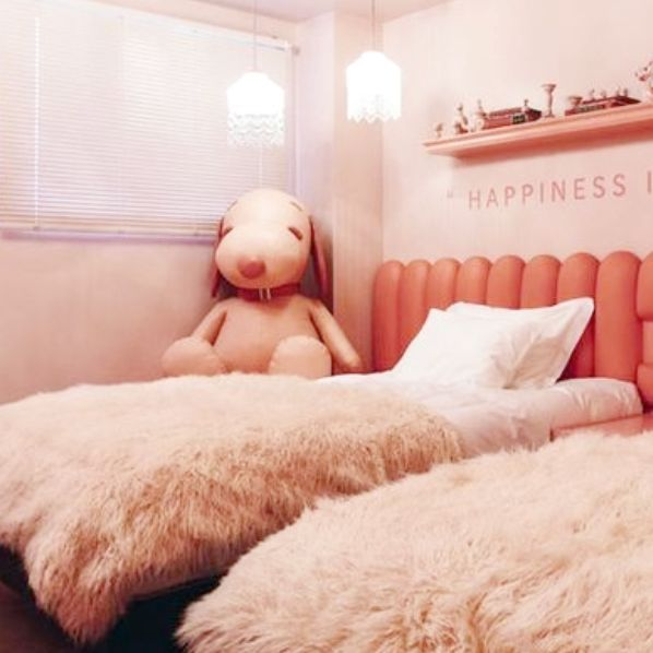 日本peanuts限定「櫻花粉史努比玩偶」再度回歸!軟萌粉色史努比玩偶,史努比迷必須收藏