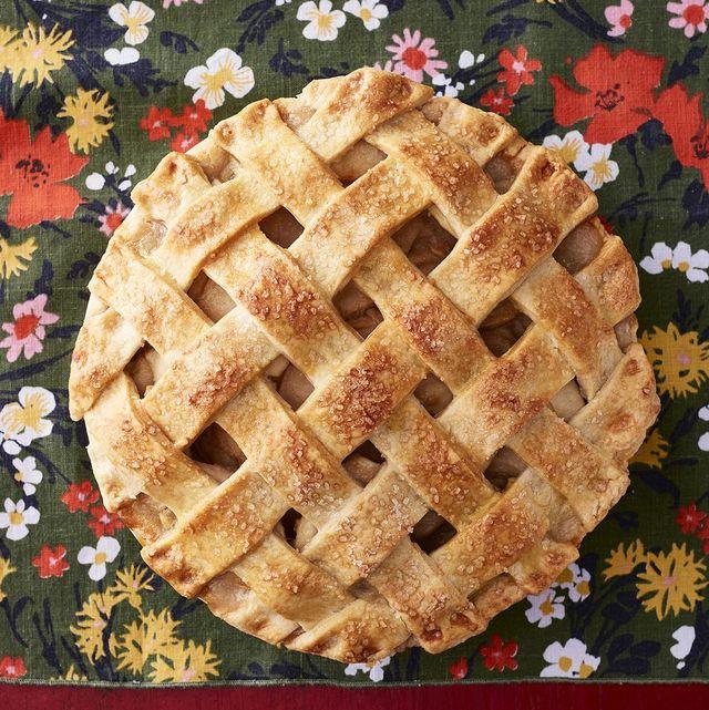 pear recipes lattice pie