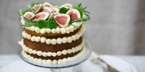Wedding cake by Peardrop London