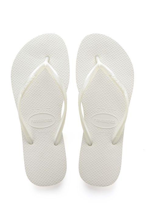 Havaianas pearl flip flops