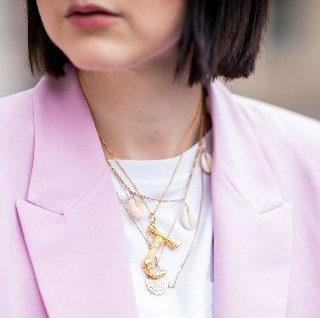 Seashell jewellery for summertime style