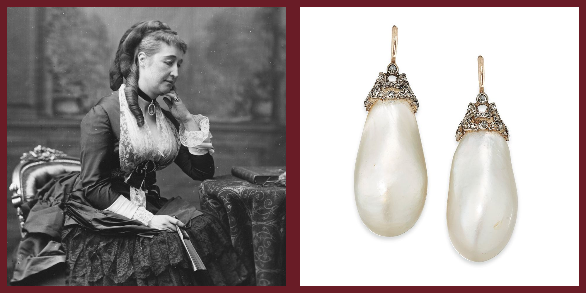 Christie's is Auctioning Jewels Belonging to Eugénie, the Last Empress of France