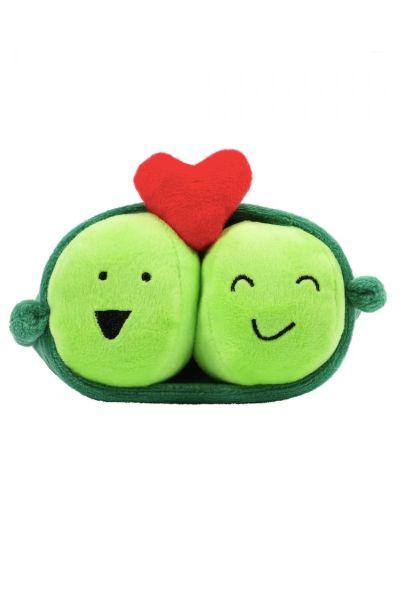 Green, Smile, Plush, Stuffed toy, Smiley, Toy, Emoticon,