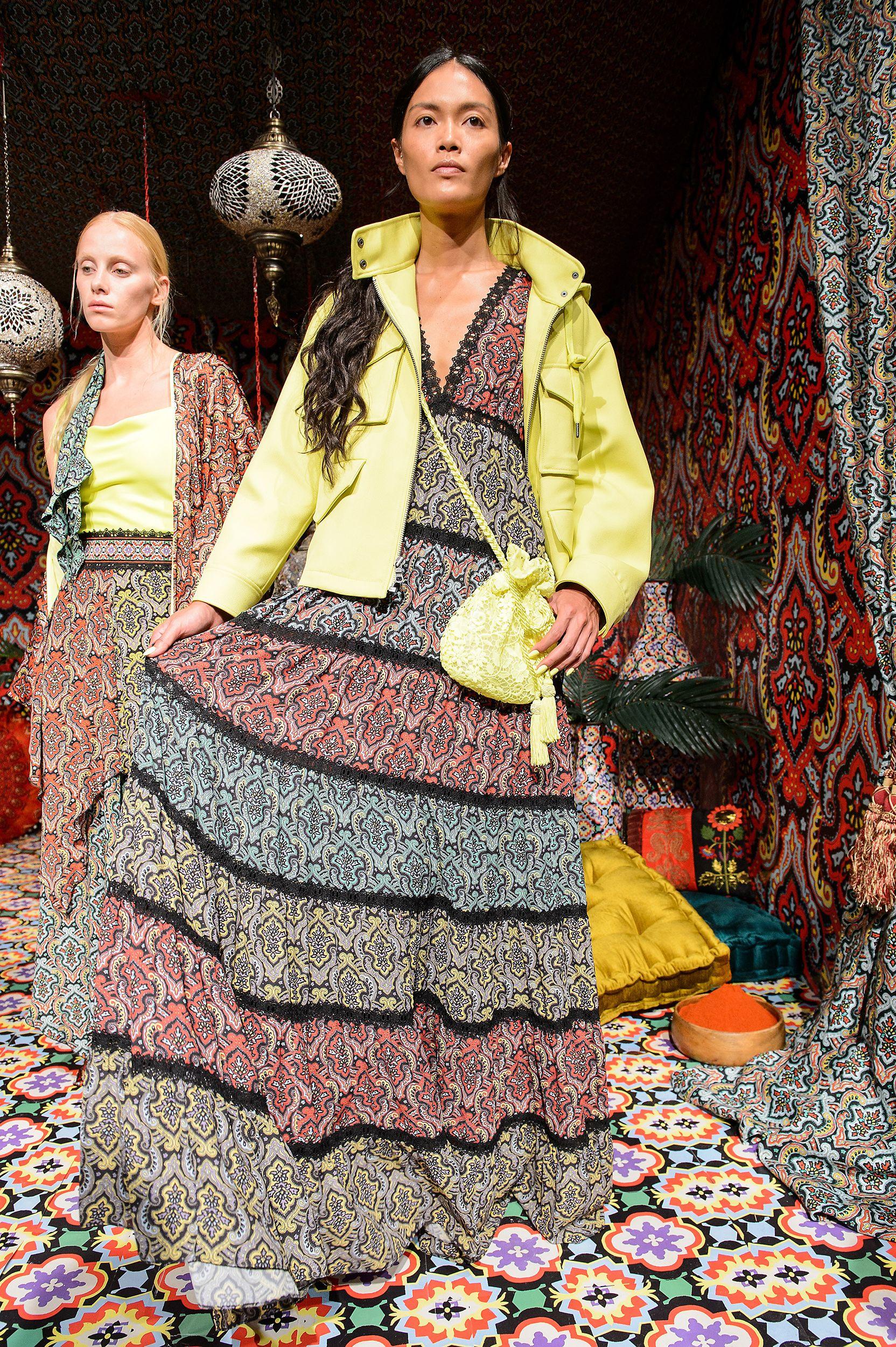 Peasant Dresses