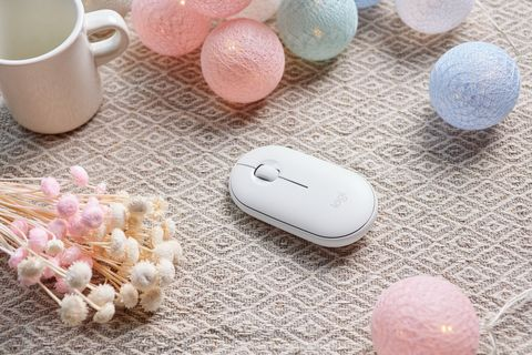 羅技Pebble M350鵝卵石無線滑鼠
