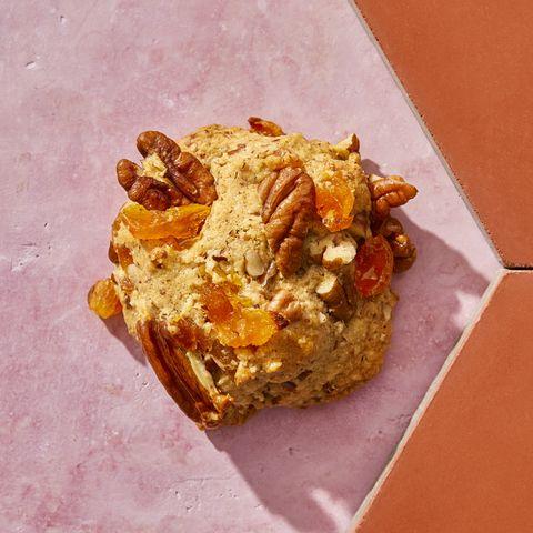Apricot-Pecan Protein Cookies