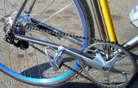 Drills and tools to improve your pedal stroke.