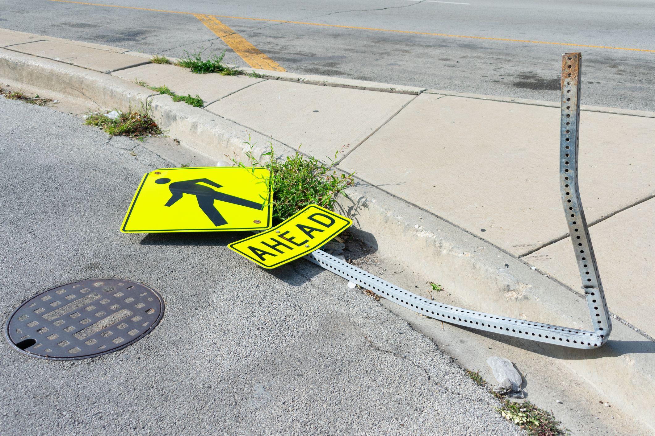 Pedestrian Deaths in 2019 Were Highest in 30 Years