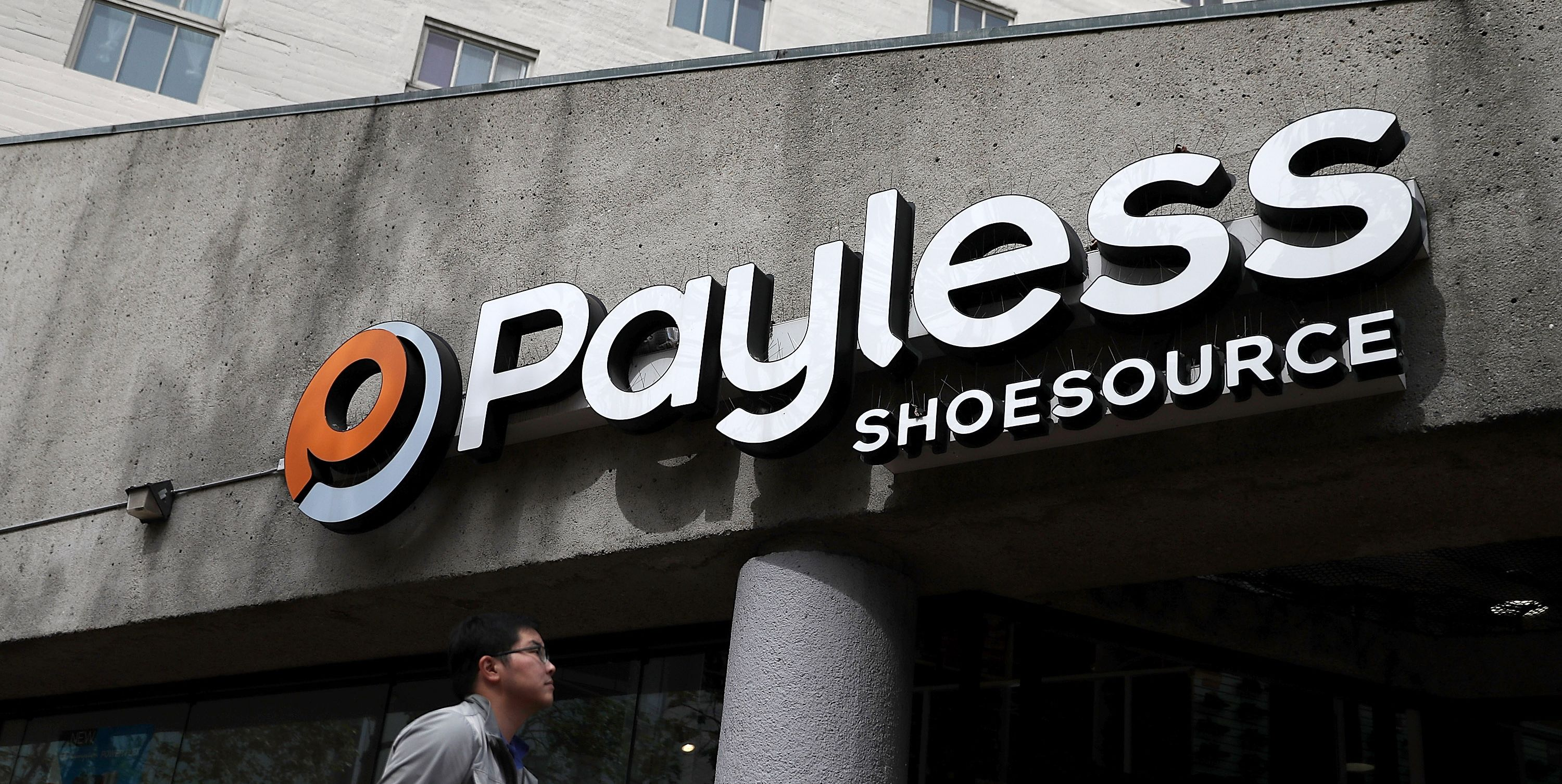 Payless Shoes Files For Bankruptcy