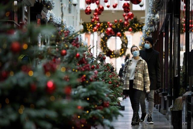 britain health virus retail