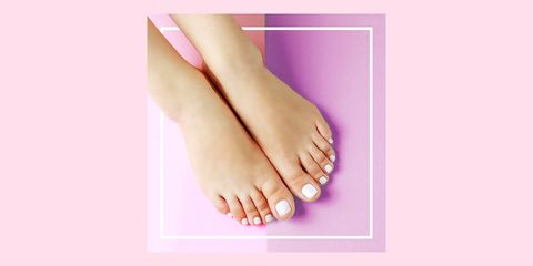 at home pedicure