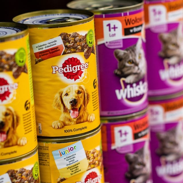 there could be a pet food shortage in uk supermarkets for rest of the year