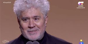 Pedro Almodovar mejor director Goya 2020