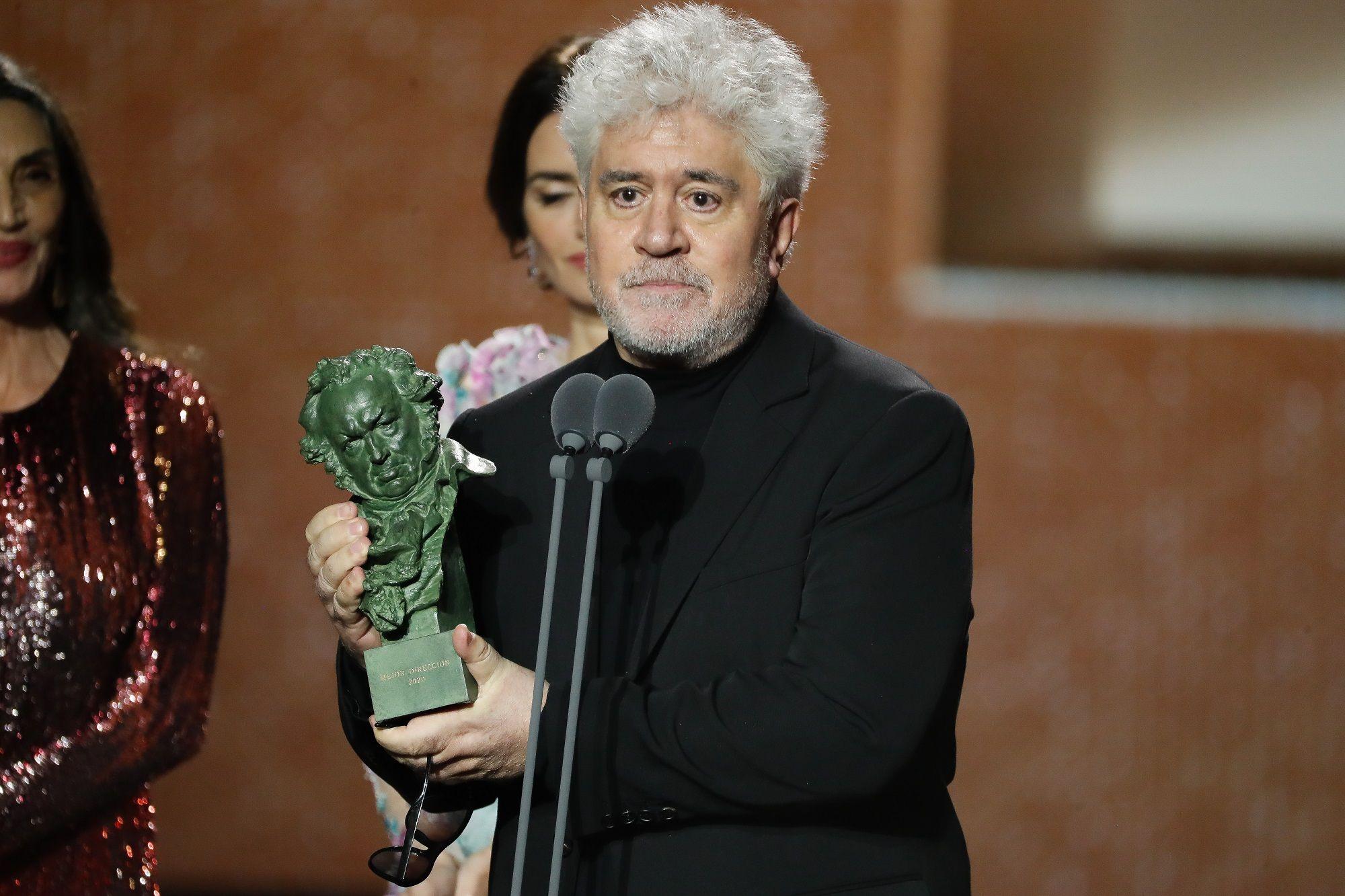 Goya 2020: Almodóvar se alza con el Goya a Mejor Dirección