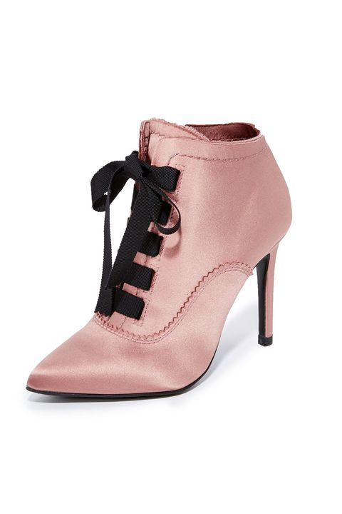 Footwear, High heels, Shoe, Pink, Mary jane, Court shoe, Sandal, Basic pump, Beige, Strap,