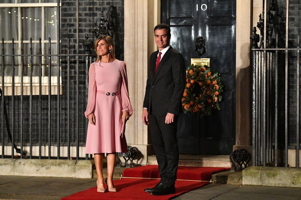 Begoña Gómez copia el estilo de la reina Letizia