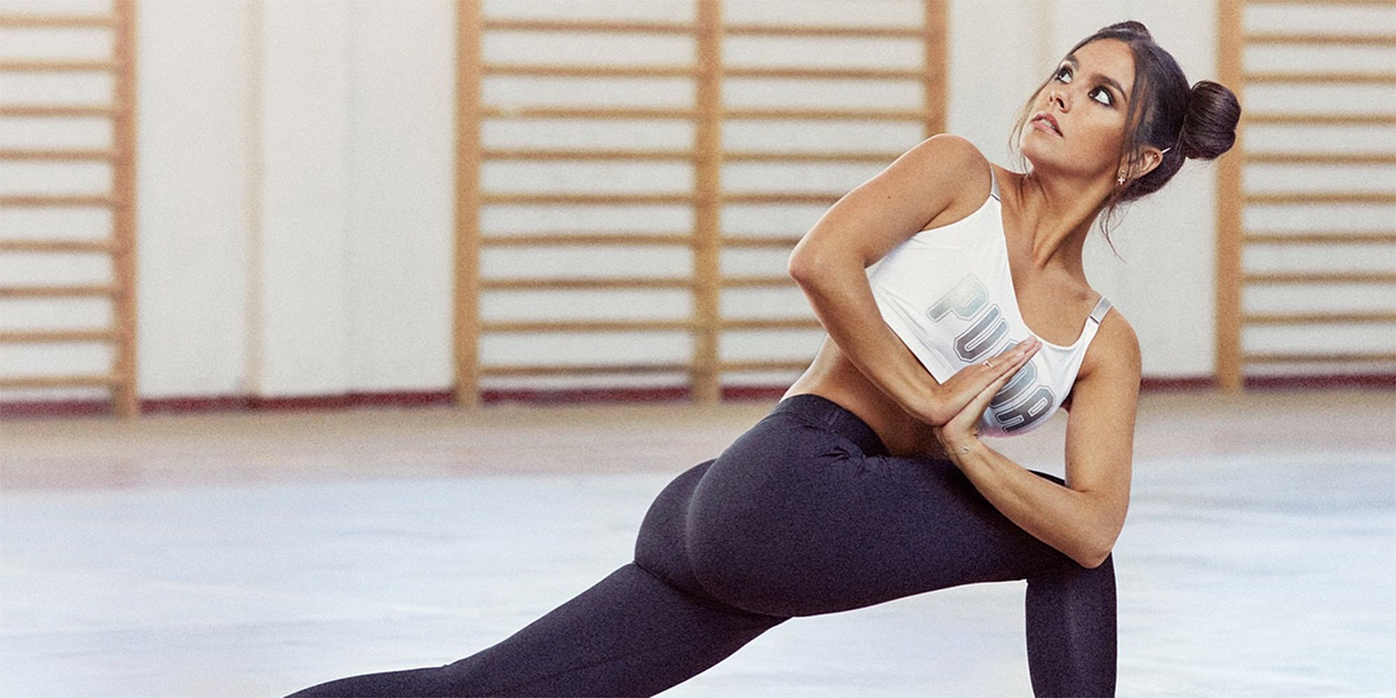 Cristina Pedroche sorprende en Instagram con esta increíble postura de yoga  - La postura mágica de Cristina Pedroche en Instagram 696bdd35ac81