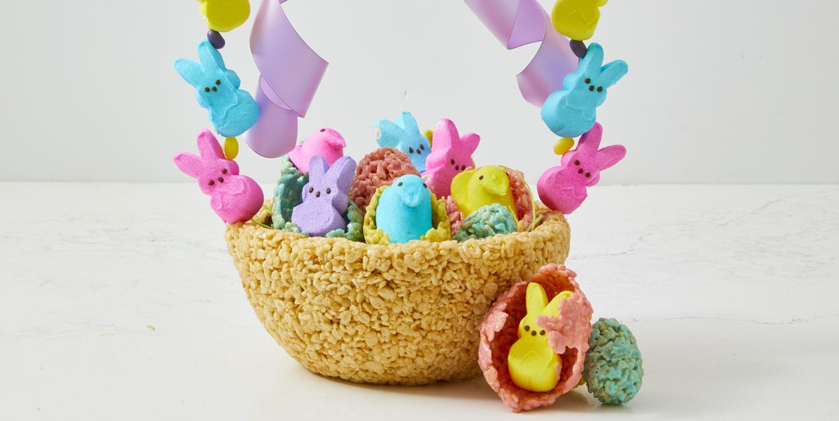 This Peeps Basket Will Thrill Your Kids This Easter