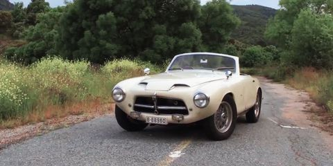 The Pegaso Z-102 Is the Best Spanish Sports Car You've Never Heard Of