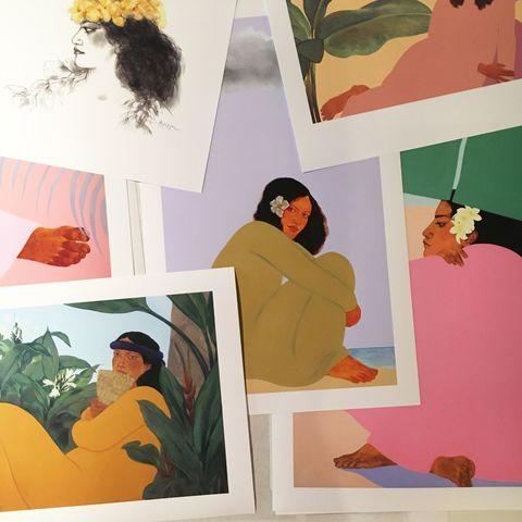 Illustration, Art, Room, Painting, Adaptation, Visual arts,