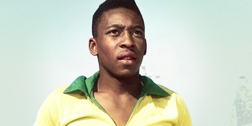 How Netflix's <i>Pelé</i> Got the Legend to Answer to His Complicated Past With Politics