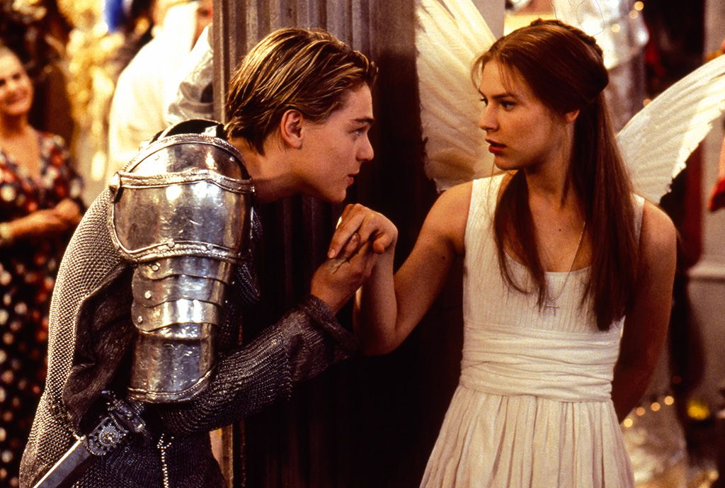 Película Romeo y Julieta, 1996