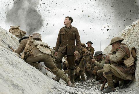 película 1917 ganadora globo oro mejor película