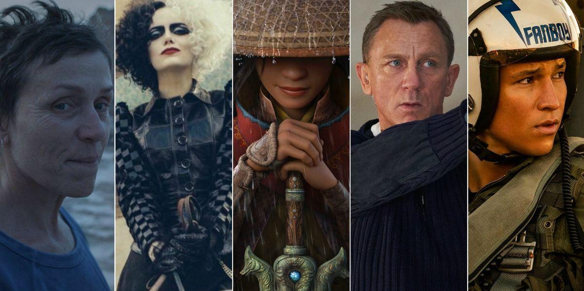 Los mejores estrenos de 2021