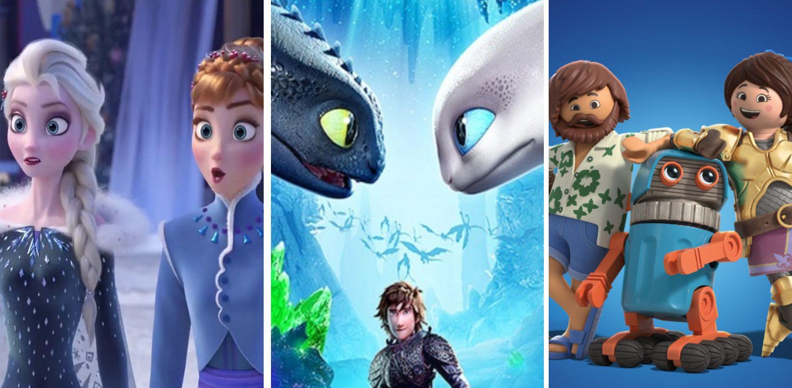 Cine Infantil Para 2019 Todas Las Películas De Animación Y Familiares De 2019