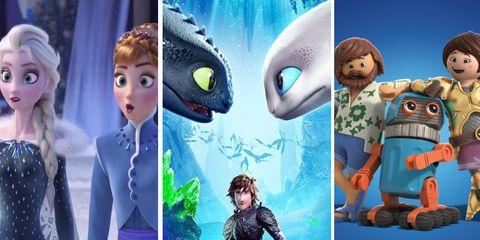 Cine Infantil Para 2019 Todas Las Peliculas De Animacion Y