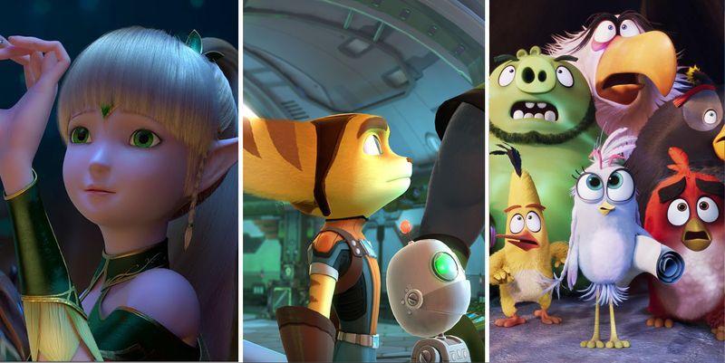 Películas infantiles basadas en videojuegos - Adaptaciones de videojuegos en el cine familiar
