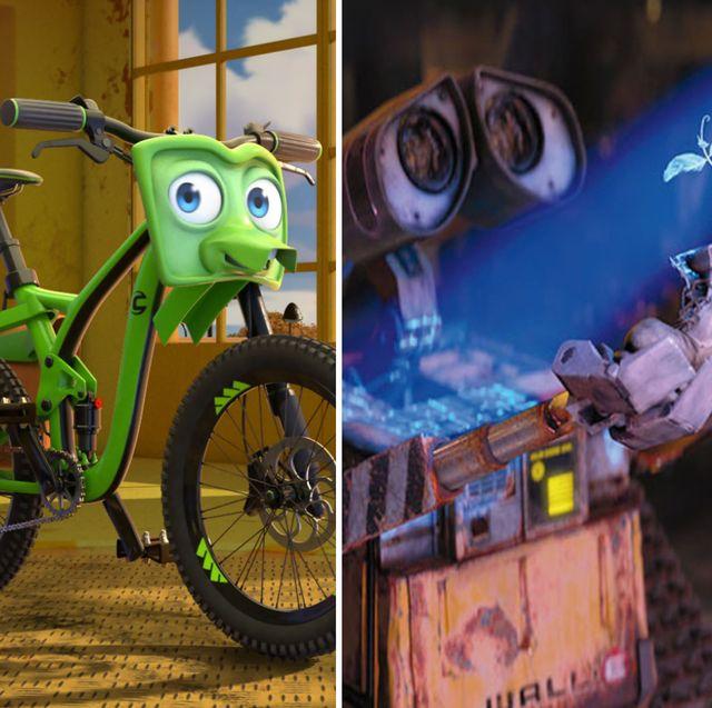Bikes / Wall-E / Lorax