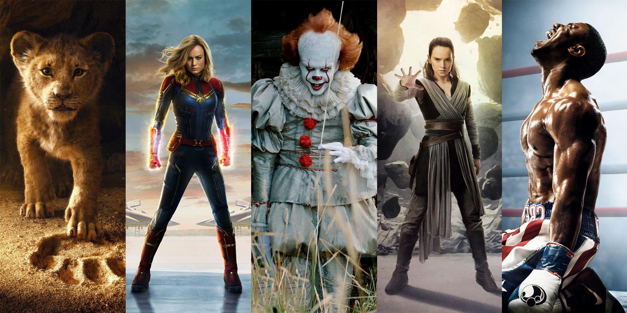 ¿Cuáles serán las mejores películas de 2019  - Calendario Estrenos 2019 6eaef0699a3