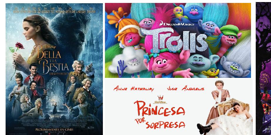 Películas infantiles en Netflix
