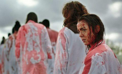 zombie, costume, flesh, fictional character,