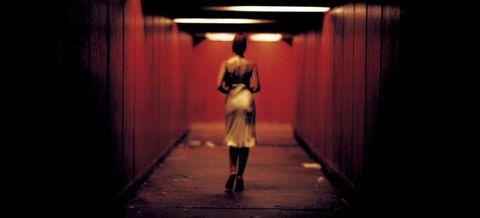 light, standing, fashion, pink, performance, darkness, dress, photography, fun, scene,