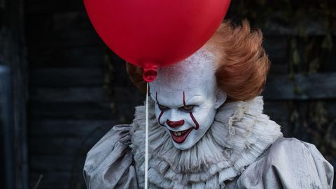 It movie Pennywise