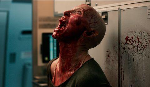 cielo rojo sangre, la películas de terror de netflix