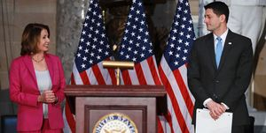 50th Anniversary Of MLK Jr.'s Assassination Commemorated At U.S. Capitol
