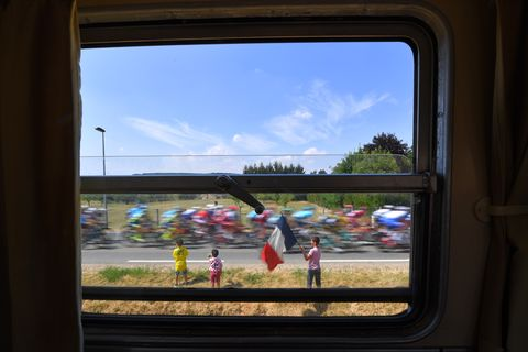 trein tour de france